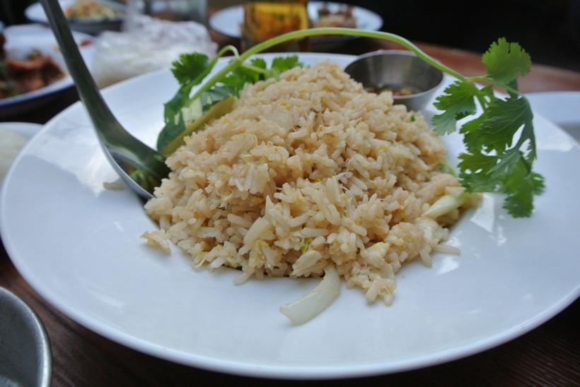Crab Rice NightMarket