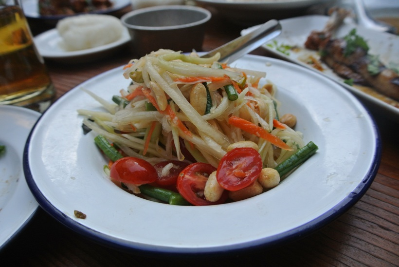 Papaya Salad NightMarket