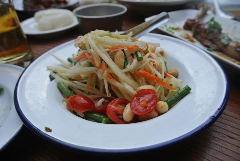 Papaya Salad NightMarket