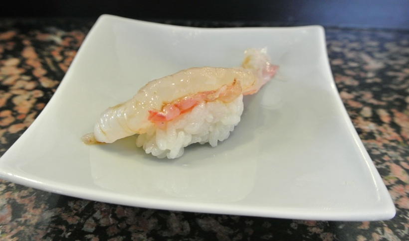 Sweet Shrimp Sushi Zo