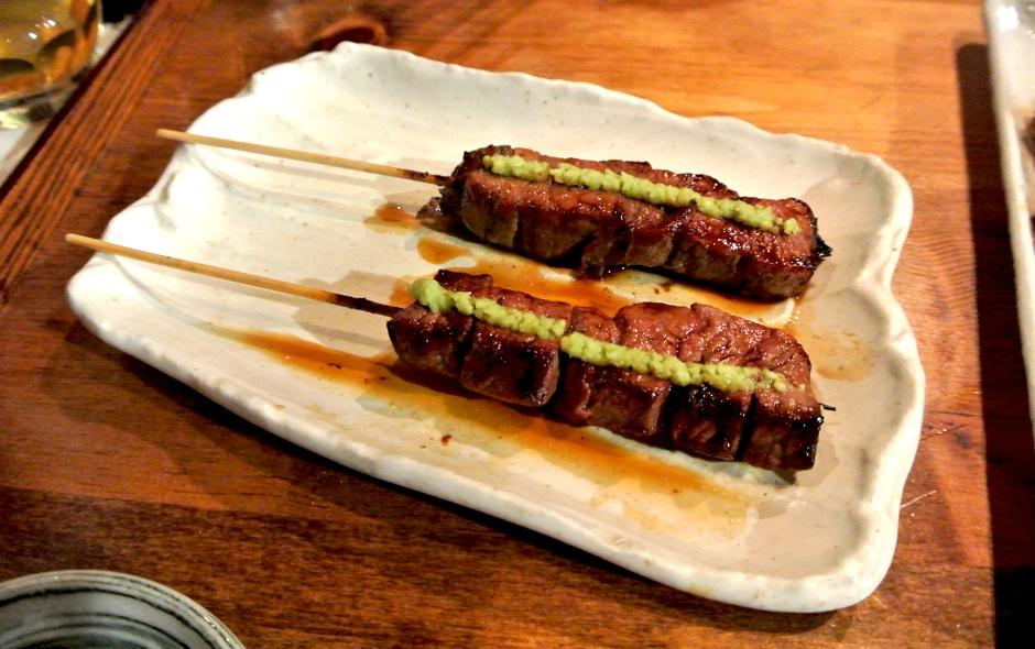 Kobe Beef Raku