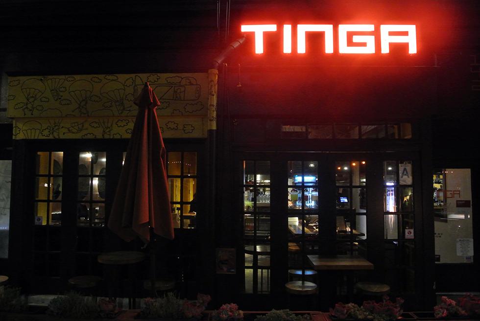 Tinga-Front