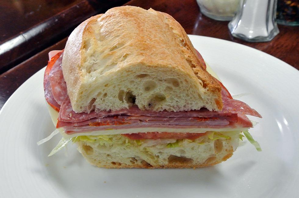 Italian-Sandwich